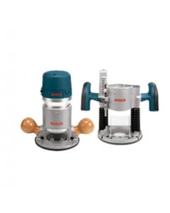 Bosch 1617EVSPK 2.25 HP Variable Speed Plunge & Fixed Base Router Kit