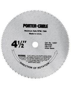 "12057 Porter-Cable Circular Saw Blade, 4-1/2"", 3/8"", 20 Teeth"