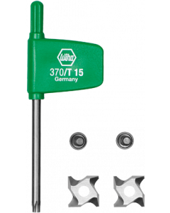 Festool 500370 Edge Banding Router Bit, 2 mm Radius, For Wepla Roundover Cutters