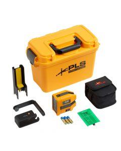 PLS 5G 5009414 5-Point Green Laser Kit