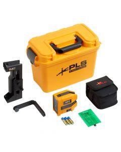 PLS 180G 5009509 Cross Line Green Laser Kit