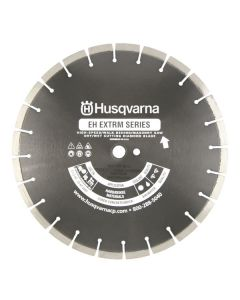 "Husqvarna 542775599 12"" x .125 x 1""/DPO Diamond Blade for Asphalt"