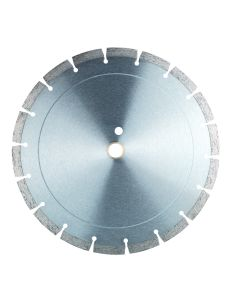 """LACKMOND PRODUCTS EDH Series 12""""x.125x1""""-20mm Dry Cut Diamond Blade for Cured Concrete"""