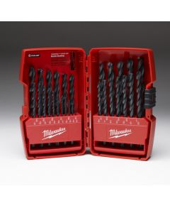 Milwaukee 48-89-2802 29pc Thunderbolt Black Oxide Drill Bit Set