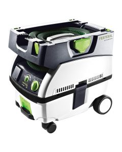 Festool 574787 CT Midi Cleantec HEPA Dust Extractor with T-Loc Integration