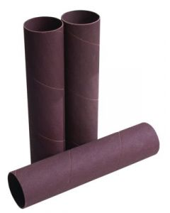 "JET 575903 Sanding Sleeves, 1/2""x6"", 100 Grit (4 pack)"