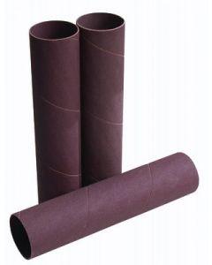 "JET 575926 1-1/2"" x 9"" Sanding Sleeves, 60 Grit (4 pack)"