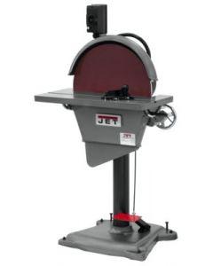 "JET 577010 J-4421-2 20"" Disc Sander, 3 PH, 220V"