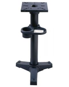 "JET 577172 Pedestal Stand for Bench Grinders, 11"" x 10"" Mounting Surface"