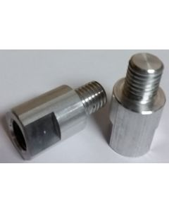 Grinder Extension Adapter, 5/8-11 to 5/8-11