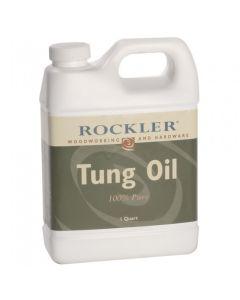 Pure Tung Oil - Quart