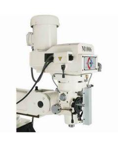 "M1006 SHOP FOX 10"" x 54"" Vertical Milling Machine, 3 HP"