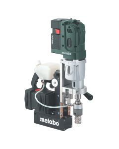 Metabo MAG 28 LTX 25.2V Cordless Magnetic Drill, 3.0Ah Batteries