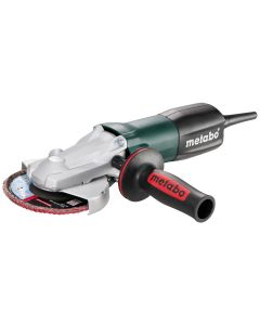 "Metabo WEF 9-125 5"" Pro Series Flat-Head Angle Grinder"