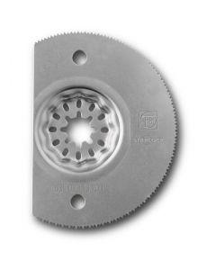 "Fein Starlock® 63502113210 3-3/8"" Flush Cut Segmented Oscillating Circular Saw Blade"