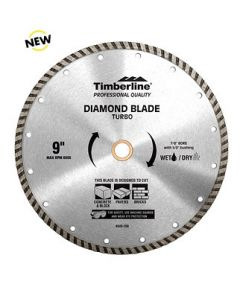 Turbo Diamond Saw Blades