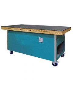 "64700 36"" X 72"" 1HP 1PH RUBBERIZED TBL"