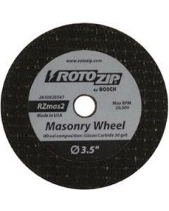 RZMAS2 MASONRY CUTOFF WHEEL 2/PK