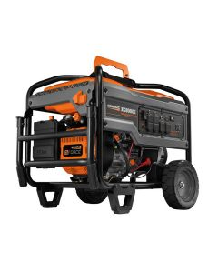 Generac 6826 XC8000E 8.0kW Portable Gas Generator with Electric Start