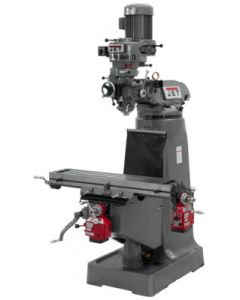 JET 690017 JTM-2 Mill, 2HP, 1Ph, 230V with X and Y Table Powerfeed