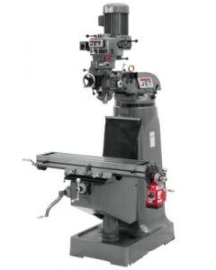 JET 690019 JTM-1 Milling Machine with X Powerfeed Installed