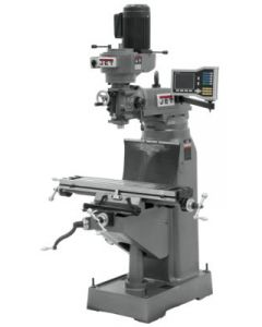 JET 690191 JVM-836-3 Milling Machine with VUE DRO Installed