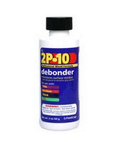2P-10 Debonder 2 oz Bottle (Refill)