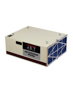 JET 708620B AFS-1000B, 1000 CFM Air Filtration System, 3-Speed, with Remote Control