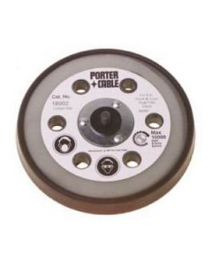 18002 Porter-Cable Contour Hook & Loop Pad, 6 Inch
