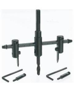 """Steelex D2251 1"""" - 5"""" Adjustable Circle Cutter"""