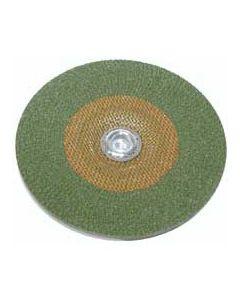 4-1/2x7/8 Medium-Grit SIGMA Green Screen Disc
