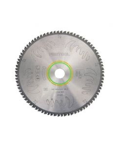 Festool 495387 Fine Tooth Cross-Cut Saw Blade For The Kapex Miter Saw, 80 Tooth