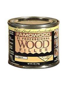 6769590 Famowood Wood Filler, 6 oz, Birch