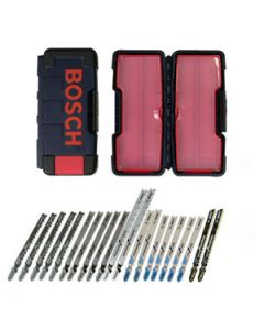 TC21HC 21-Piece Contractor Jig Saw Blade Set