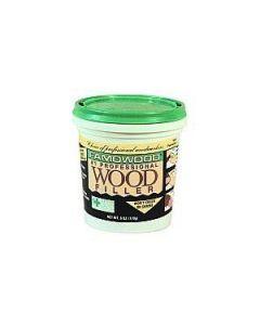 40042128 Famowood Water Based Wood Filler, 6 oz, Oak/Teak