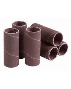 """SS-032024-120A6 Standard Fine Grade Sanding Sleeve, 2"""" x 1-1/2"""", 120 Grit"""