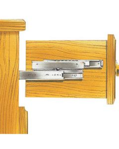 """Accuride 89765 Over-Travel Drawer Slide 20"""" Series 4034"""