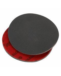"Mirka 8A-618-1000 Abralon 12"" 1000 Grit Foam Grip Disc, 5 Piece"
