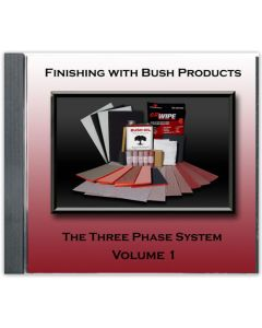 DVD - Finishing with Bush Products