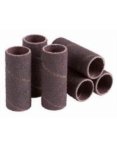 "SS-012016-050A6 Standard Coarse Grade Sanding Sleeve, 3/4"" x 1"", 50 Grit"