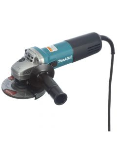 """Makita 9557NB 4‑1/2"""" Angle Grinder with AC/DC Switch"""