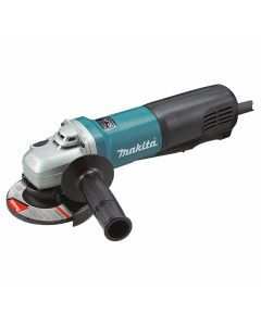 "Makita 9564PC 4-1/2"" SJS High‑Power Paddle Switch Angle Grinder"