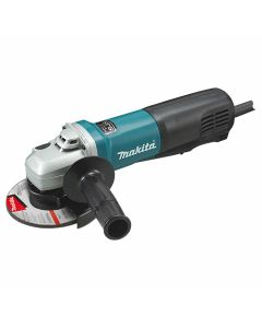 "Makita 9565PC 5"" SJS High‑Power Paddle Switch Angle Grinder"