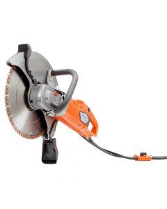 "Husqvarna K4000 14"" Wet Electric Cut off Saw Power Cutter"