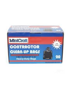 Heavy-Duty Clean-Up Trash Bags 3Mil 7Bsh