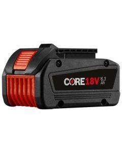 Bosch GBA18V63 18V 6.3 Ah Li-Ion Battery Pack