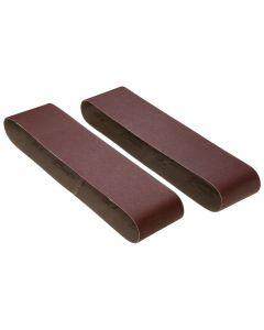 D1250 4x36 80g Sand Belts Alox. (2pk)