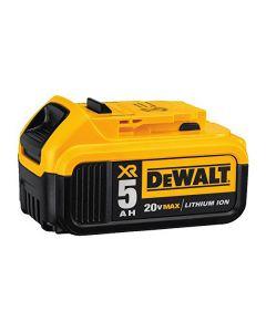 DeWalt DCB205BT-2 20V MAX 5.0 Ah Lithium-Ion Bluetooth Battery, 2/Pack