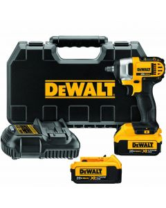 "DeWalt DCF883M2 20V MAX 3/8"" Impact Wrench Kit"