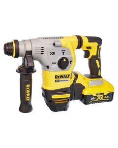 DeWalt DCH293R2 20V MAX XR Brushless SDS-Plus Rotary Hammer Kit